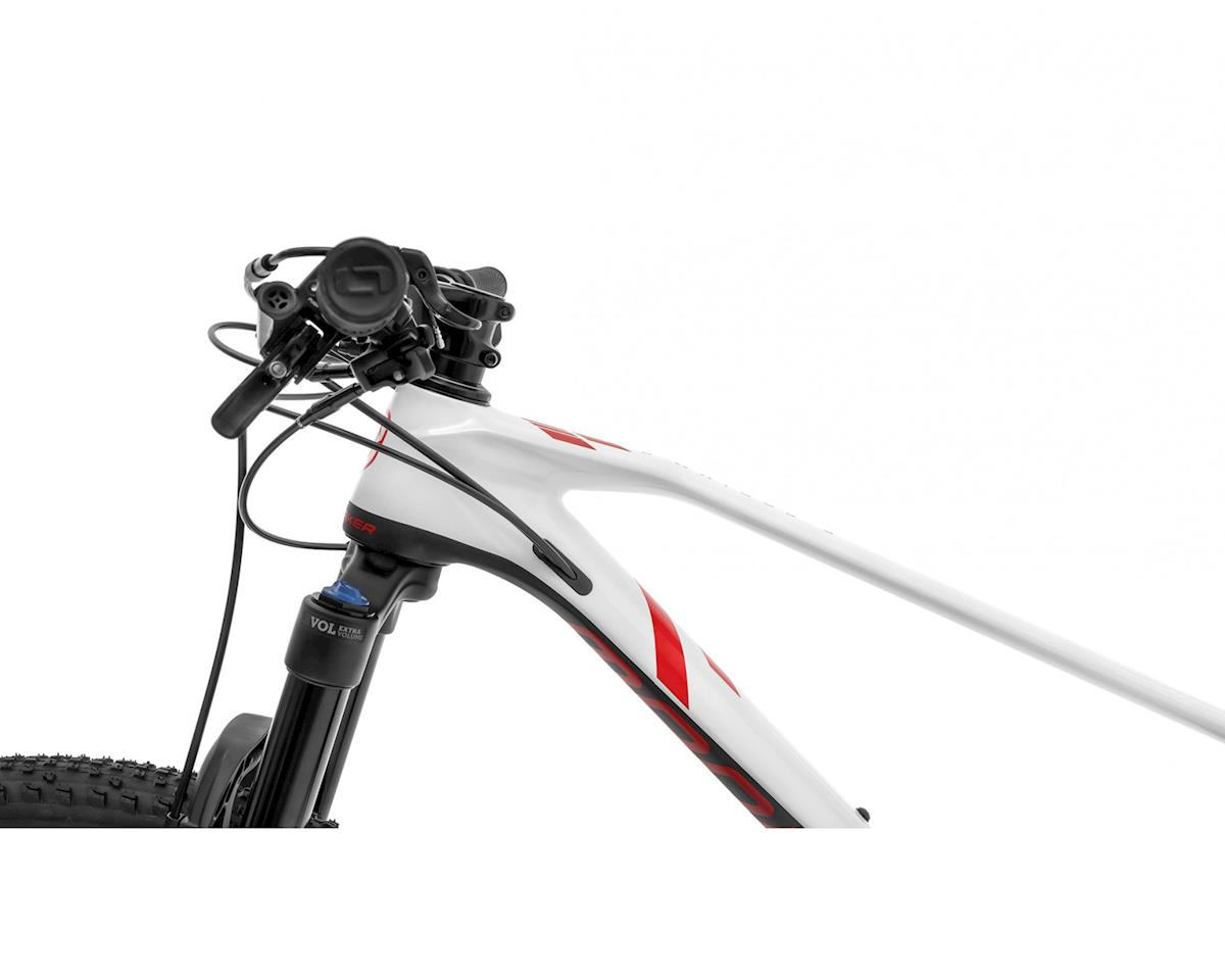 Image 5 for Mondraker F-PODIUM DC CARBON R XC Race Bike (White/Carbon/Flame Red) (L)