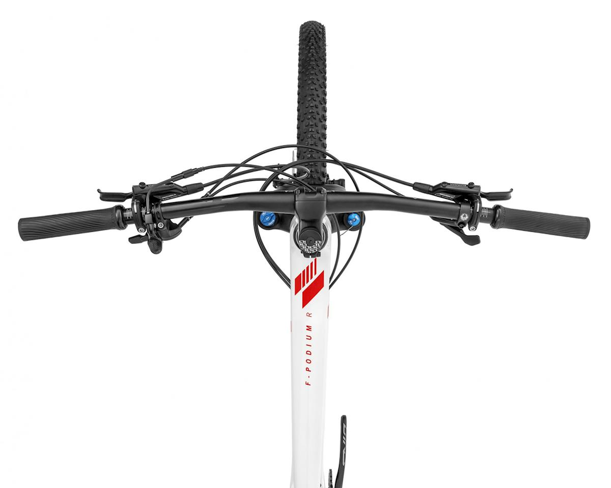 Image 4 for Mondraker F-PODIUM DC CARBON R XC Race Bike (White/Carbon/Flame Red) (XL)