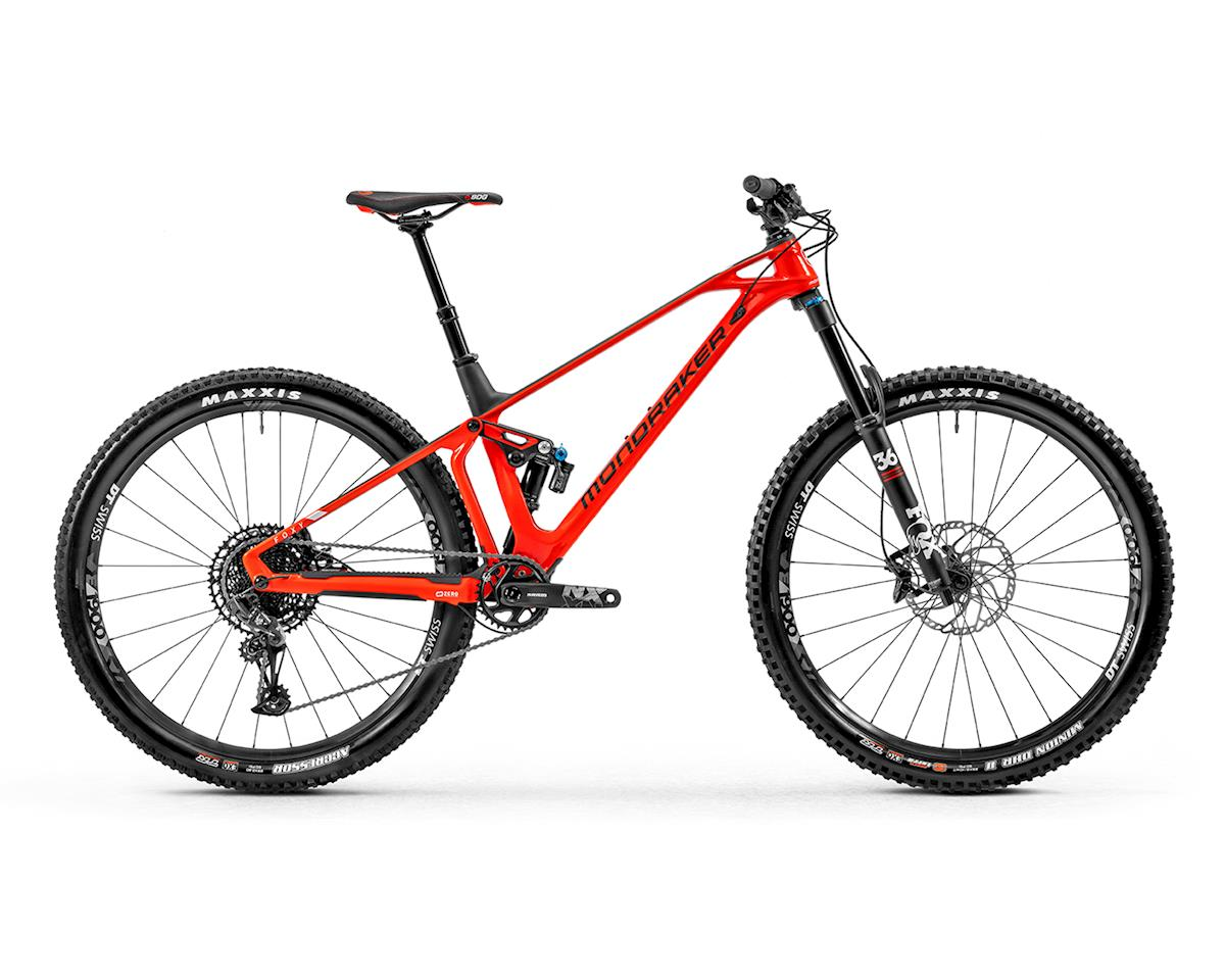 Image 1 for Mondraker FOXY CARBON R 29 Enduro Bike (Flame Red/Carbon) (L)