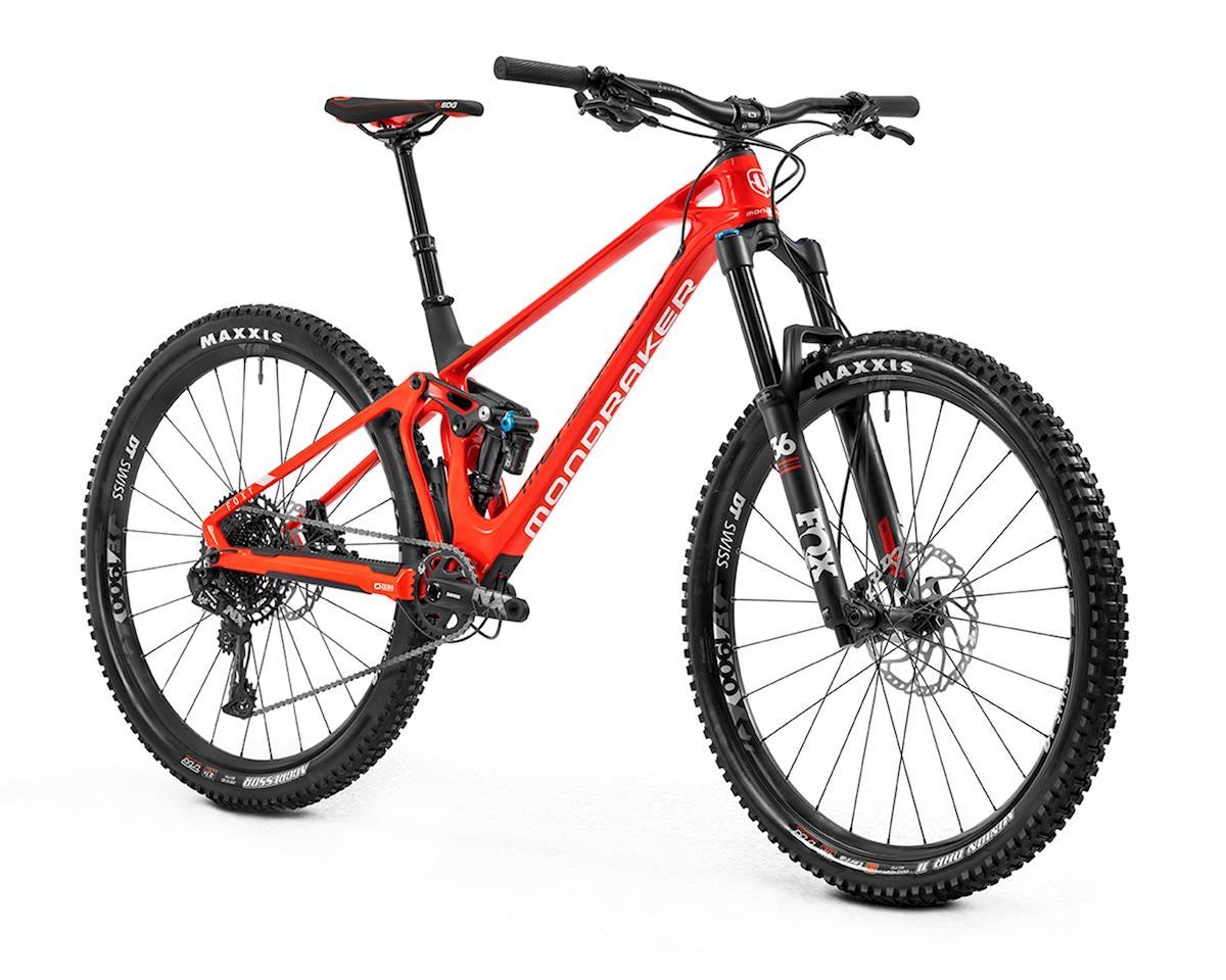 Image 3 for Mondraker FOXY CARBON R 29 Enduro Bike (Flame Red/Carbon) (XL)