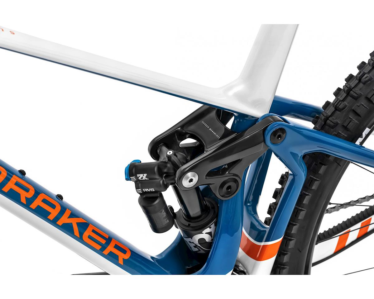 Image 5 for Mondraker SUPERFOXY CARBON R Super Enduro Bike (White/Petrol/Fox Orange) (M)