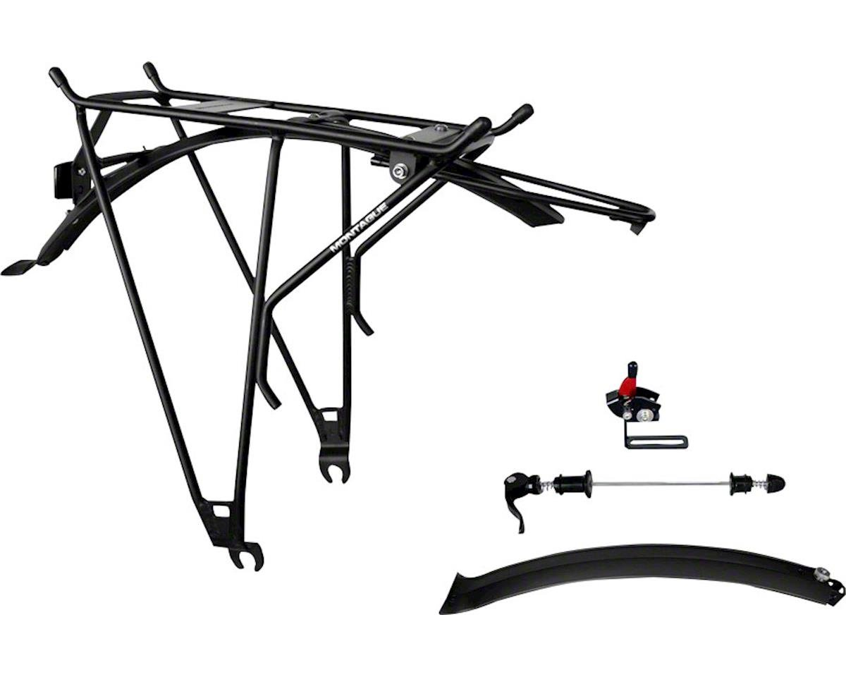 Rackstand Rear Mount Multi-Use Rack, Black