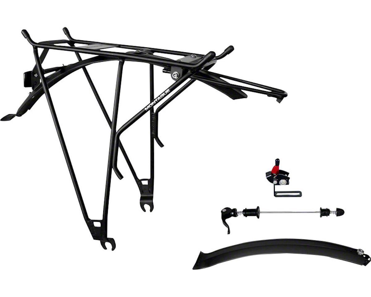 Montague Rackstand Rear Mount Multi-Use Rack (Black)