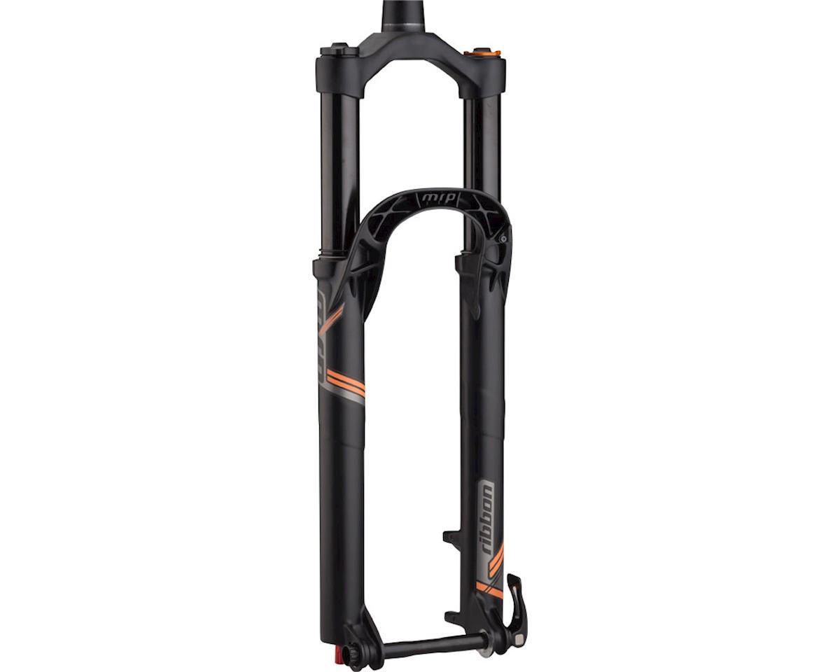 MRP Ribbon Air Suspension Fork 27.5+/29 130mm 110x15mm, Black