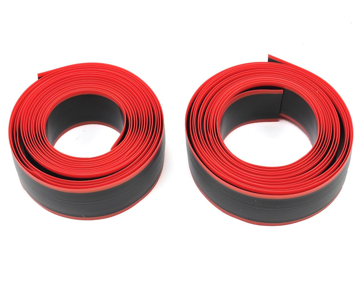 Image 1 for Mr Tuffy Tire Liners (Red) (27x1 1/8-1/4) (700x28-32) (Pair)