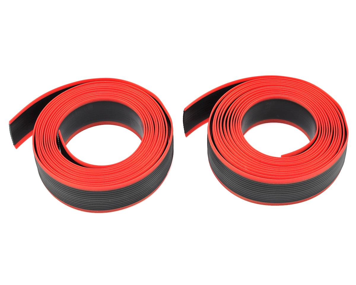 Image 1 for Mr Tuffy Ultra-Lite Tire Liners (Red) (700x28-32) (Pair)