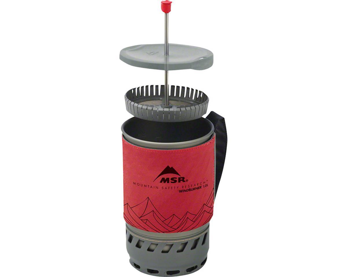 MSR WindBurner Coffee Press Kit for 1-Liter System