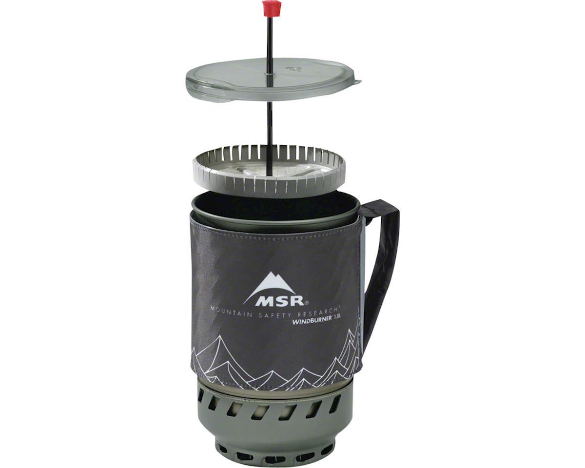 MSR WindBurner Coffee Press Kit for 1.8-Liter System