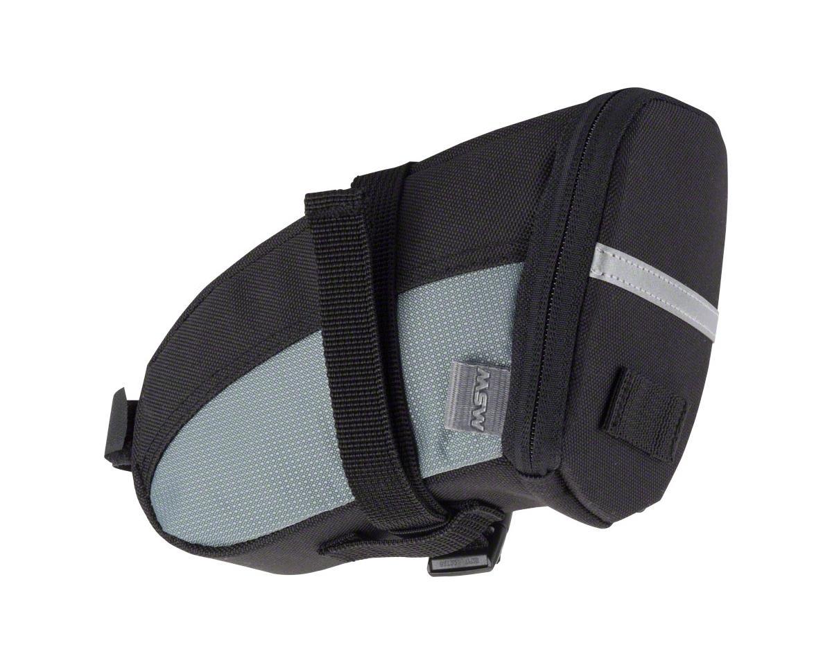 MSW Brand New Bag, SBG-100 Seat Bag, Black/Gray, MD