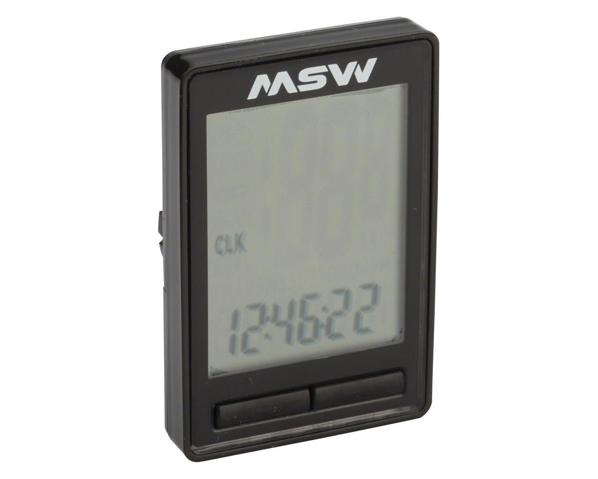 ef6046e5a30 MSW CC-200 Miniac 10-Function Cycling Computer