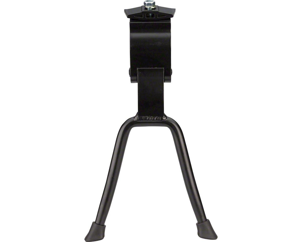 MSW KS-300 Two-Leg Kickstand with Top Plate (Black)