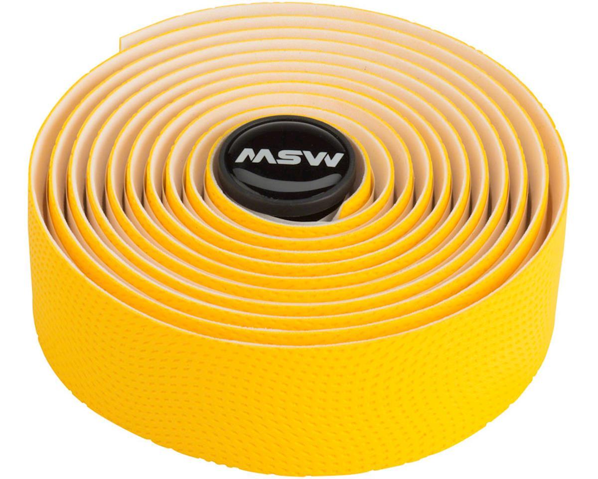 HBT-210 Anti-Slip Gel Handlebar Tape Yellow