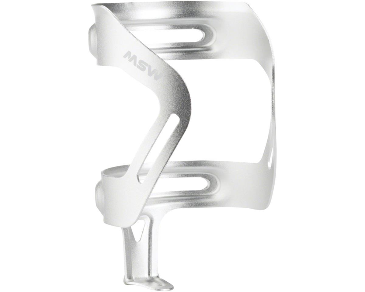 AC-210 All-Around Water Bottle Cage: Silver