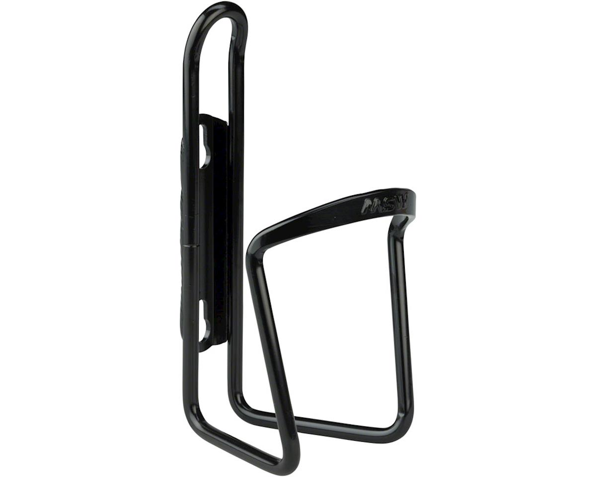 MSW AC-120 Easy Swap Bottle Cage Black ED Finish