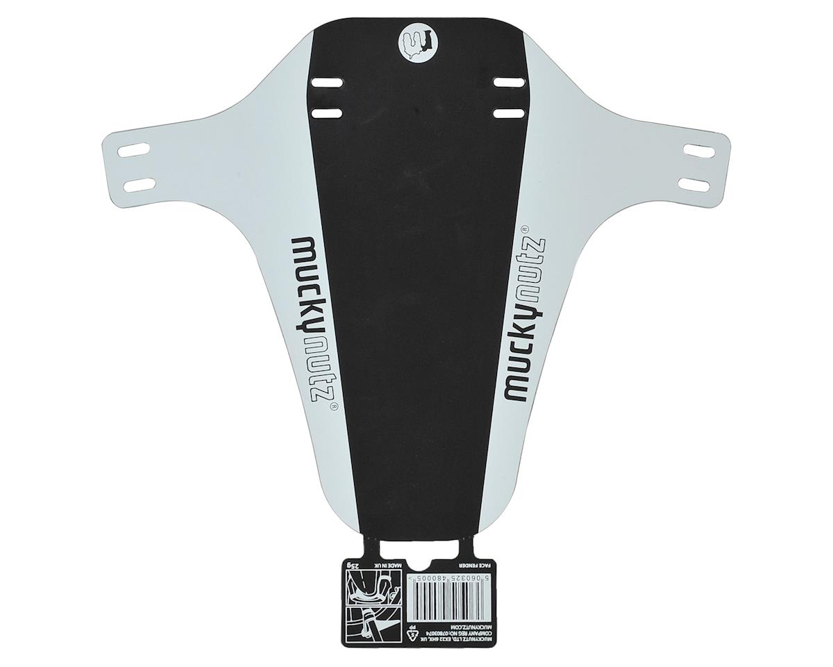 Mucky Nutz Face Bike Fender (Black/White)