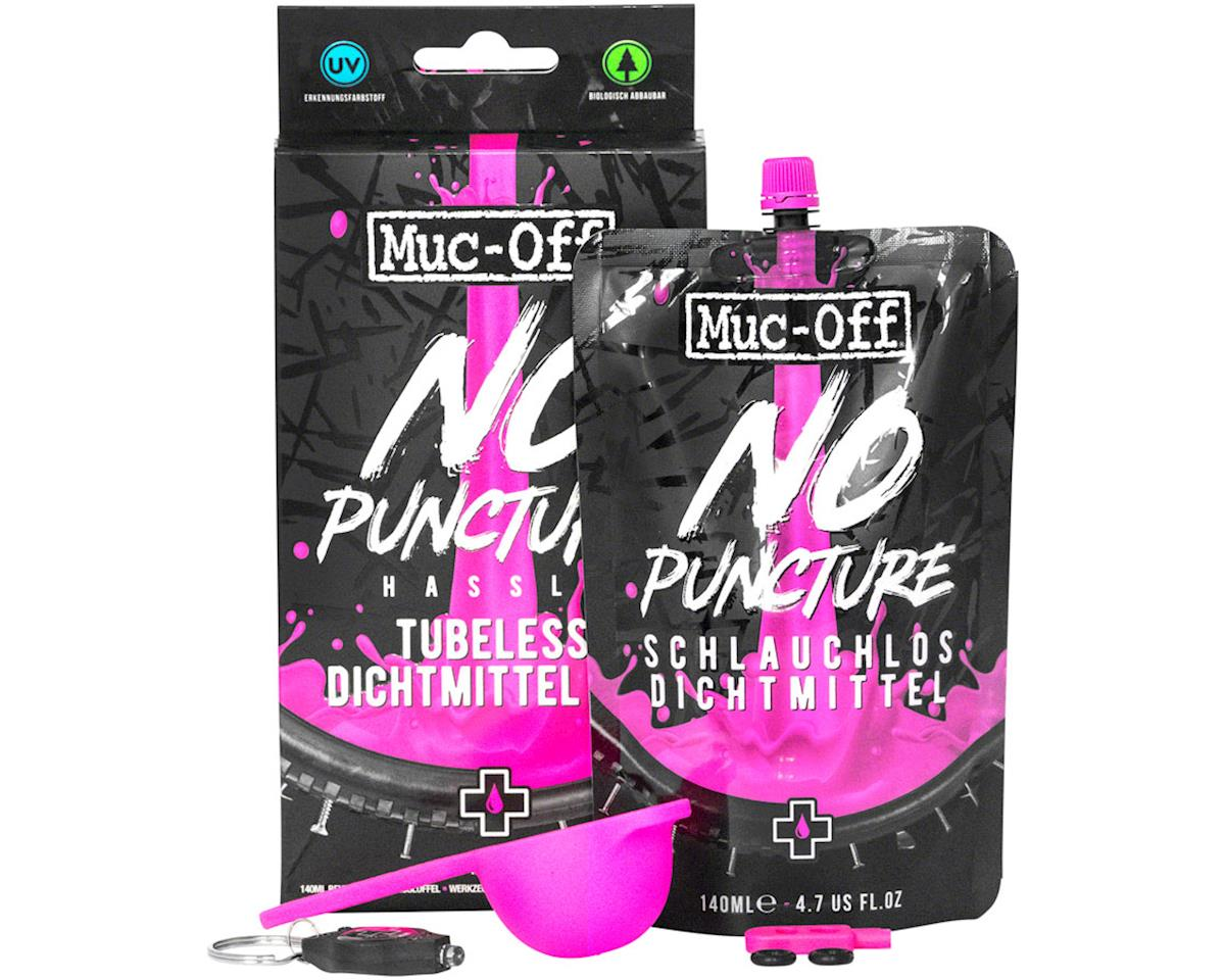 Muc-Off No Puncture Tubeless Sealant Kit (140ml)