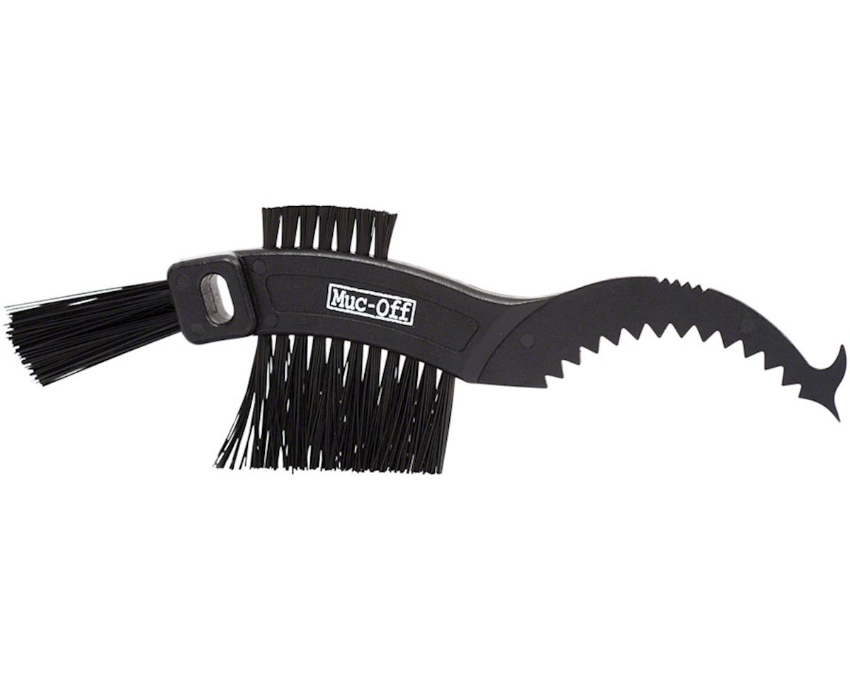 Muc-Off Claw Brush Combination 3 Heads and Cassette Scraper | alsopurchased