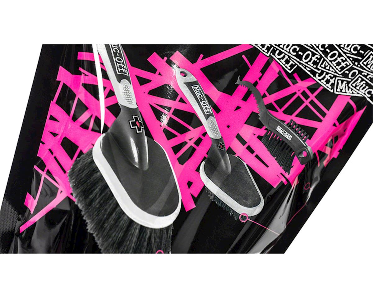 Muc-Off Three Brush Set