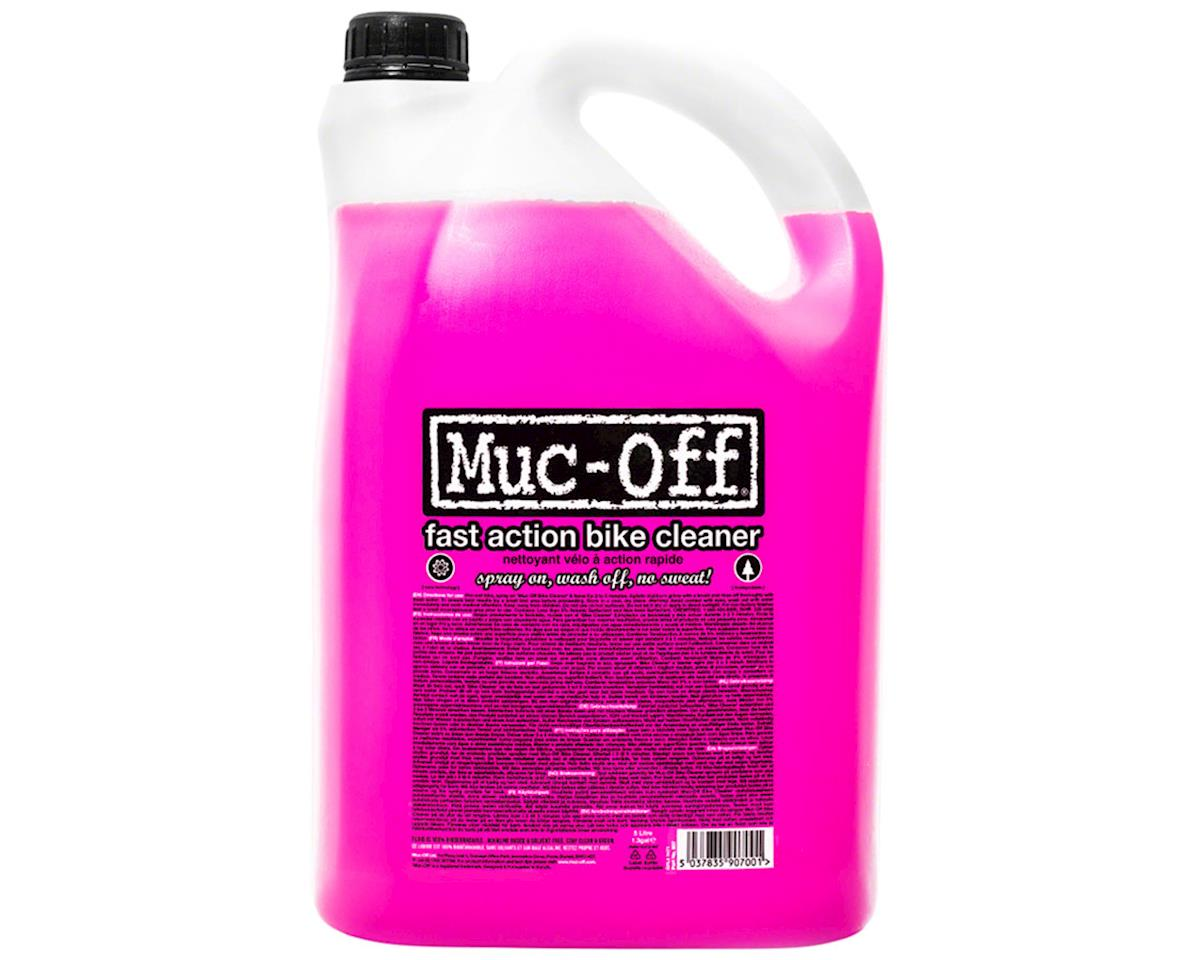 Muc-Off Nano Tech Bike Cleaner: 5L Pourable Bottle