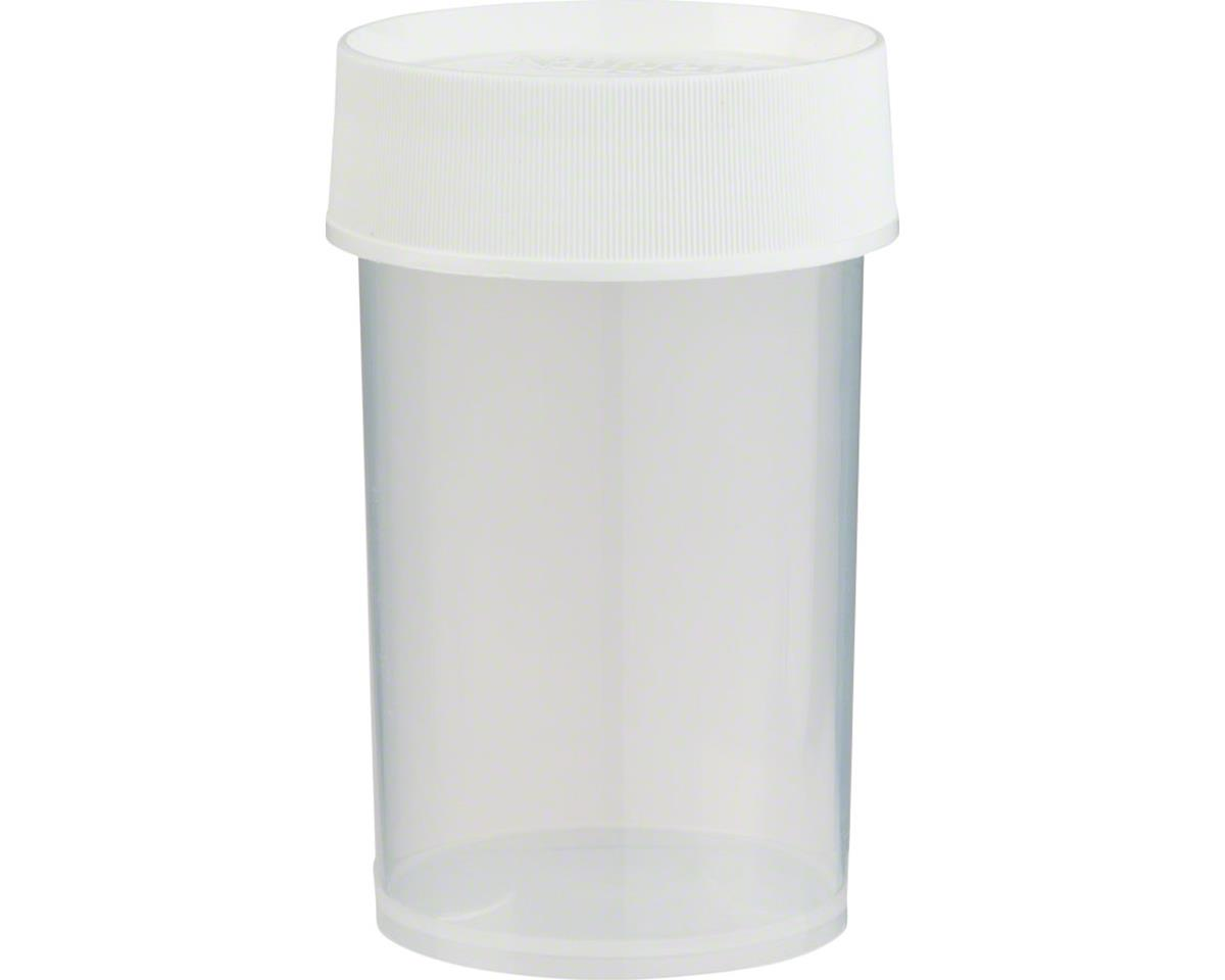 Nalgene Straight Side Jar (Clear) (8oz)