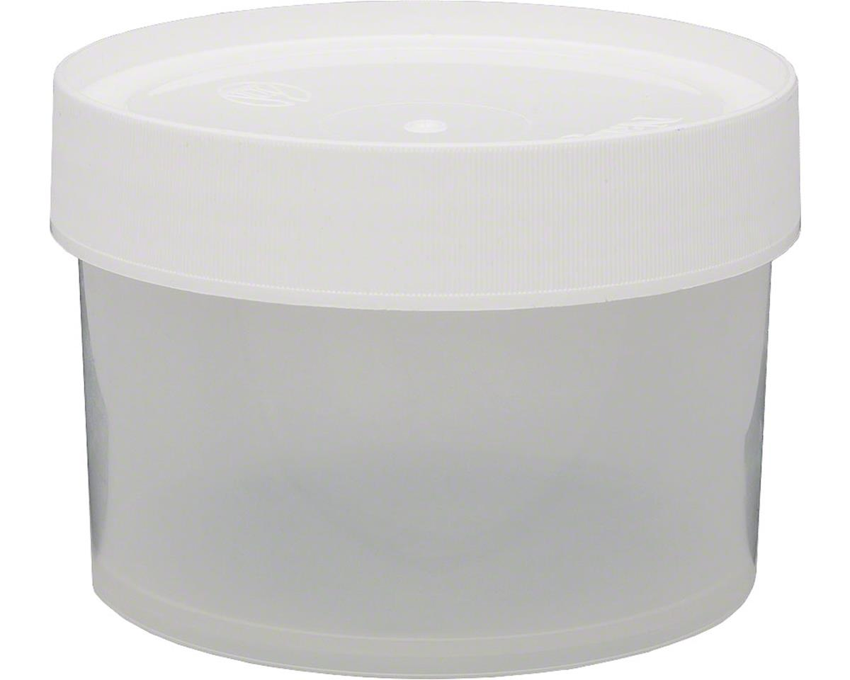 Nalgene Straight Side Wide Mouth Jar (Clear) (16oz)