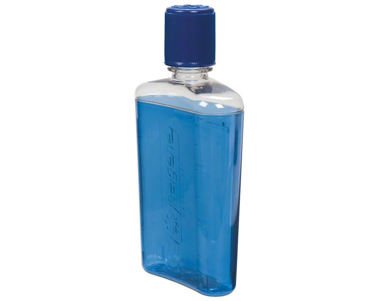 Nalgene Flask: 12oz, Slate Blue