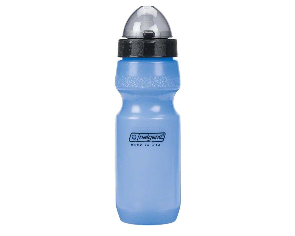 Nalgene All Terrain Water Bottle (Blue w/ Black Cap) (22oz)