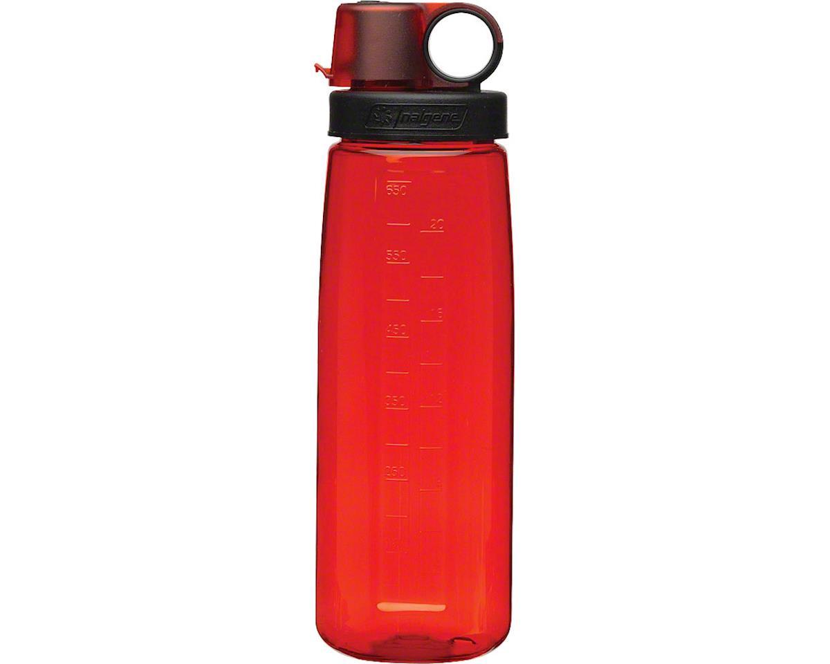 Nalgene Tritan OTG Water Bottle: 24oz, Red