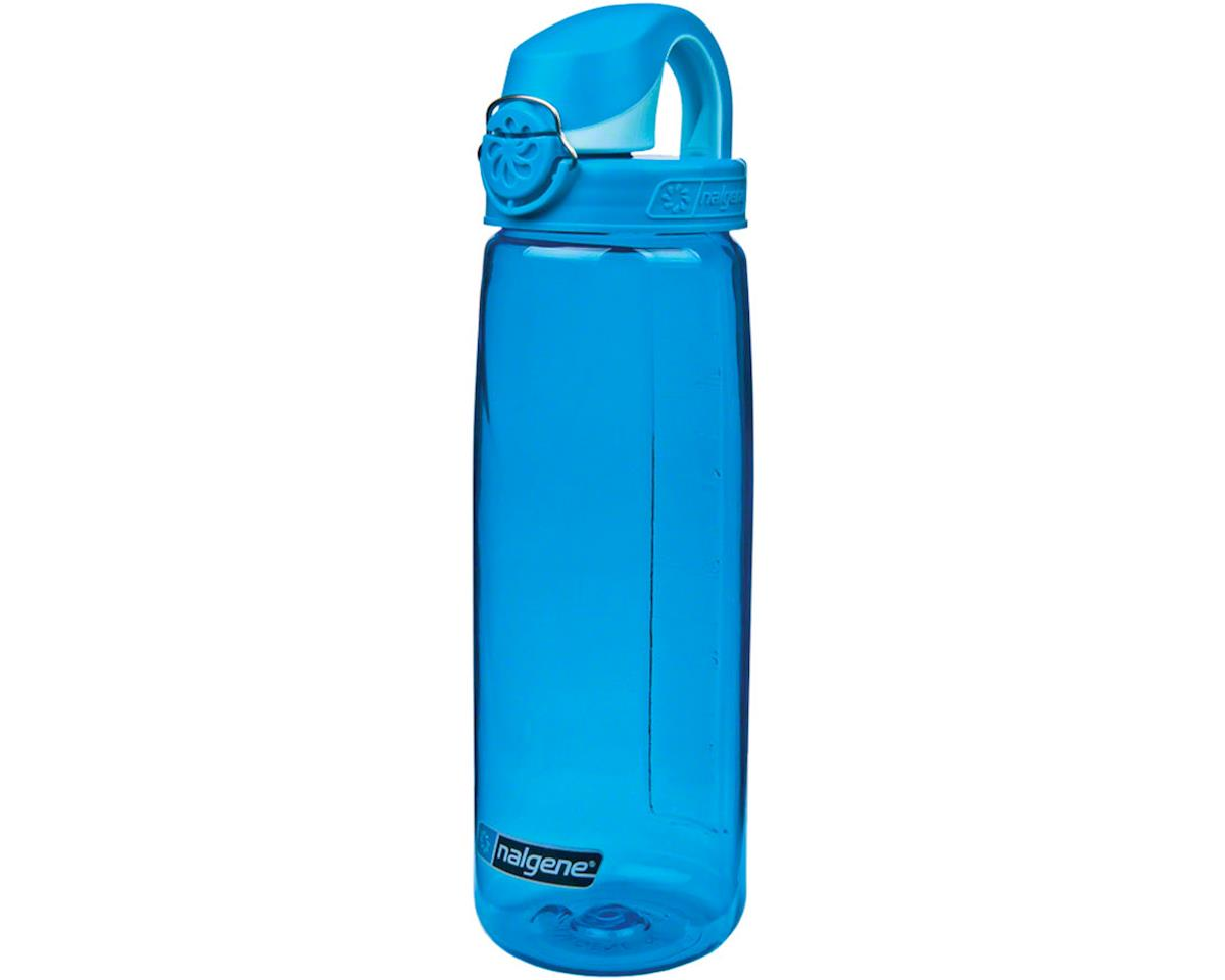 Nalgene Tritan OTF Water Bottle (Glacial Blue) (24oz)