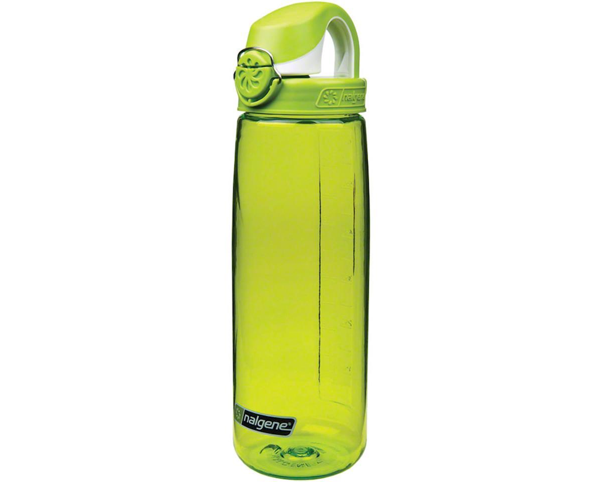 Nalgene Tritan OTF Water Bottle: 24oz, Spring Green