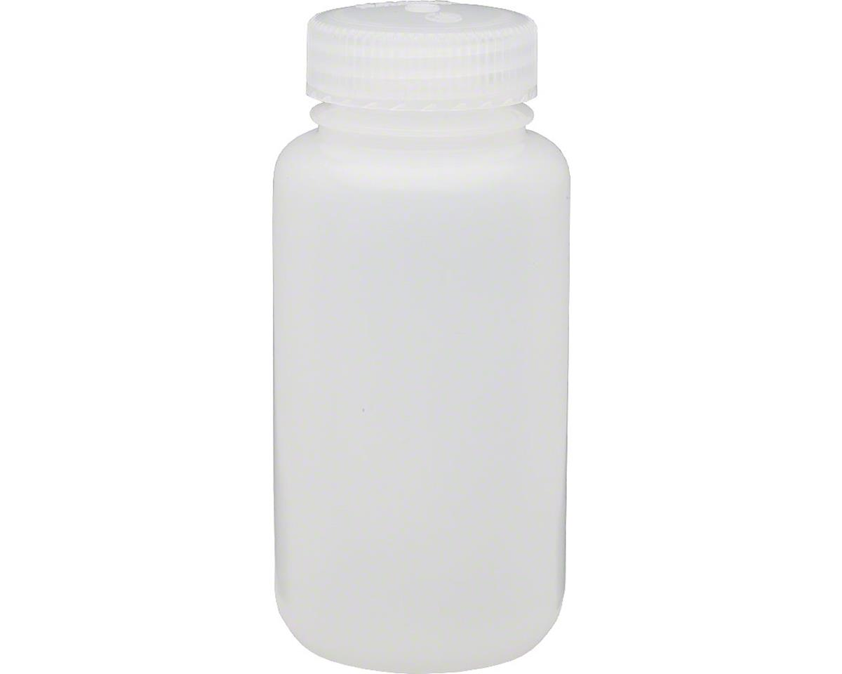 Nalgene HDPE Wide Mouth Container: 4 oz, Clear