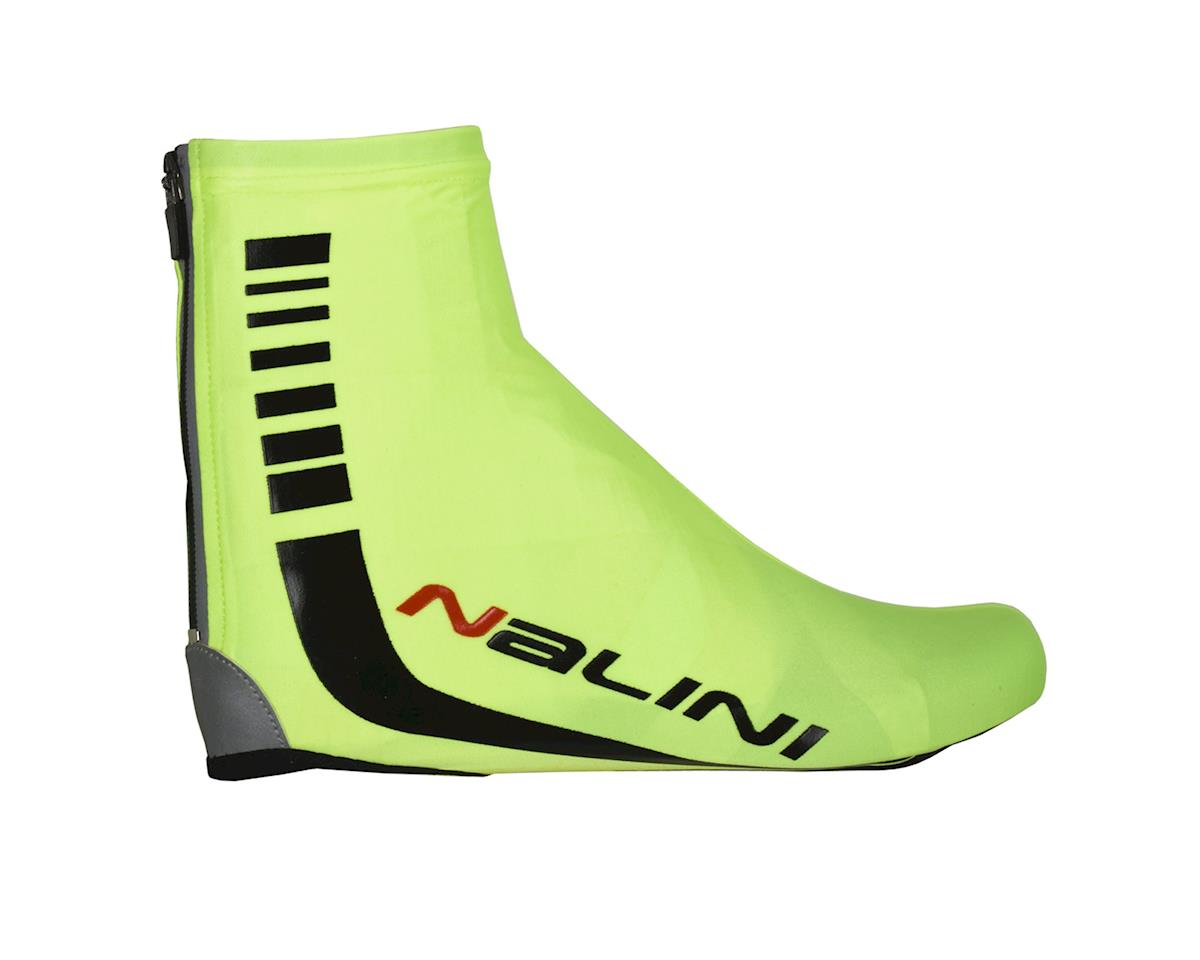 Nalini Red Shoe Covers FLUO (Yellow)