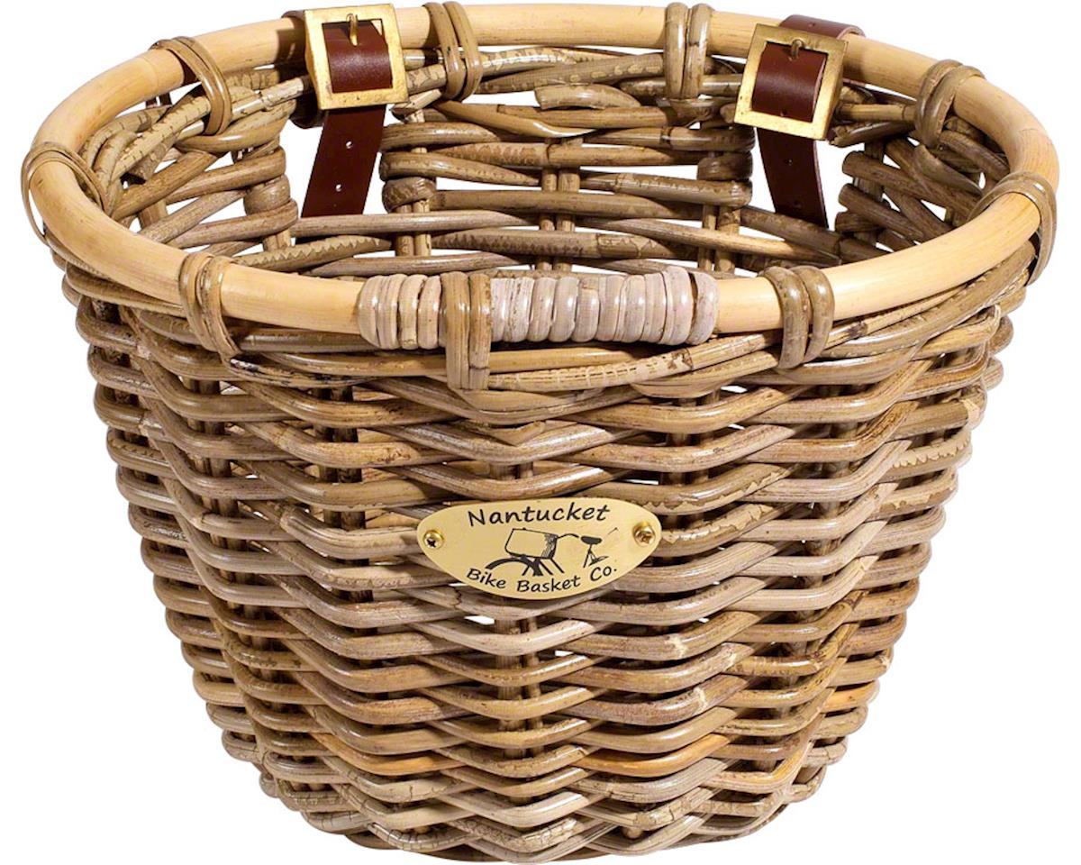 Nantucket Bike Basket Nantucket Tuckernuck Front Basket (Oval Shape Weave)