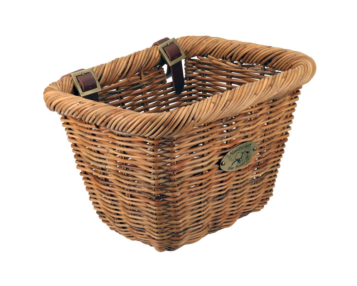 Nantucket Bike Basket Co. Cisco Rectangular Basket