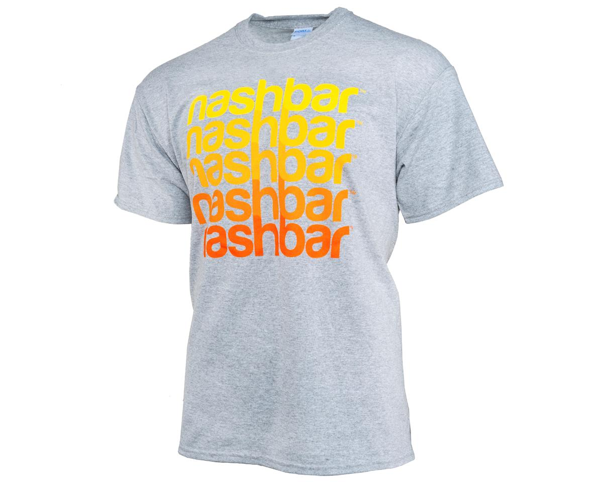 Nashbar Short Sleeve T-Shirt (Grey) (S)