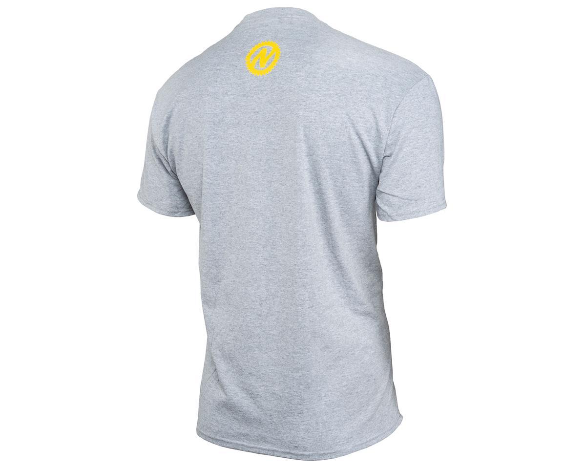Nashbar Short Sleeve T-Shirt (Grey) (S)