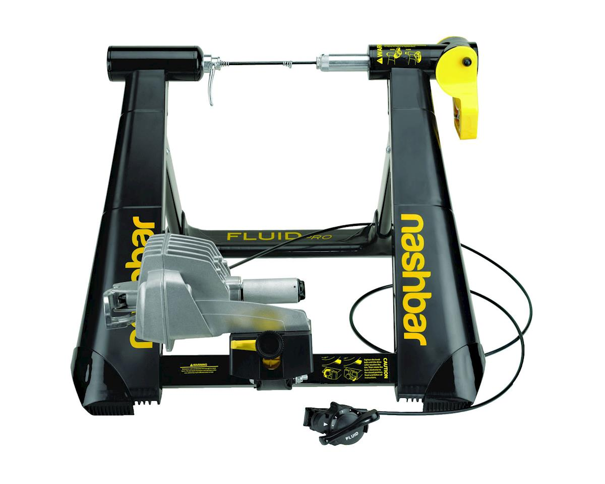 Image 2 for Nashbar Fluid Pro Trainer With Accessory Kit