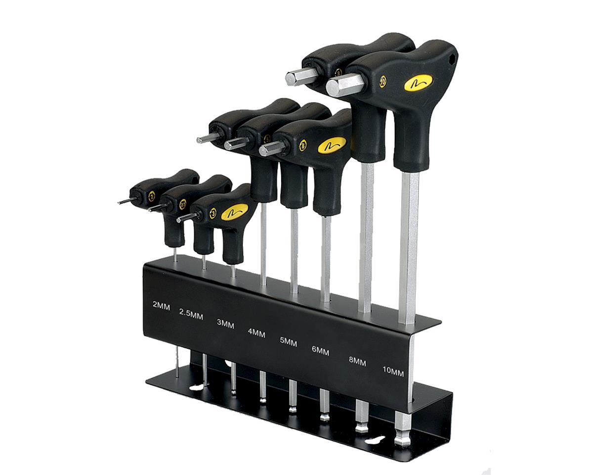 Nashbar P-Handle Hex Wrench Set