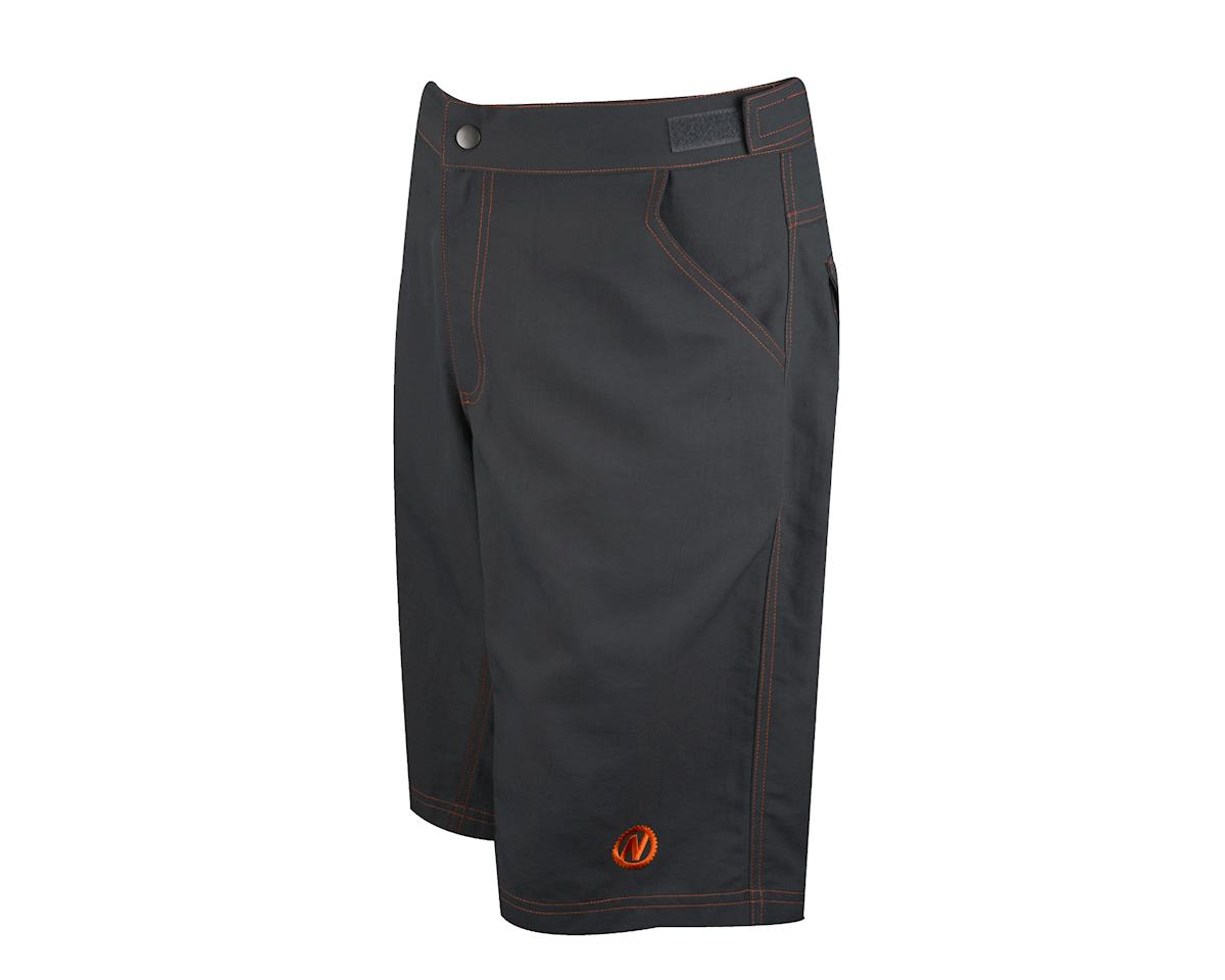 Image 1 for Nashbar Flume Baggy Shorts (Dark Gray)