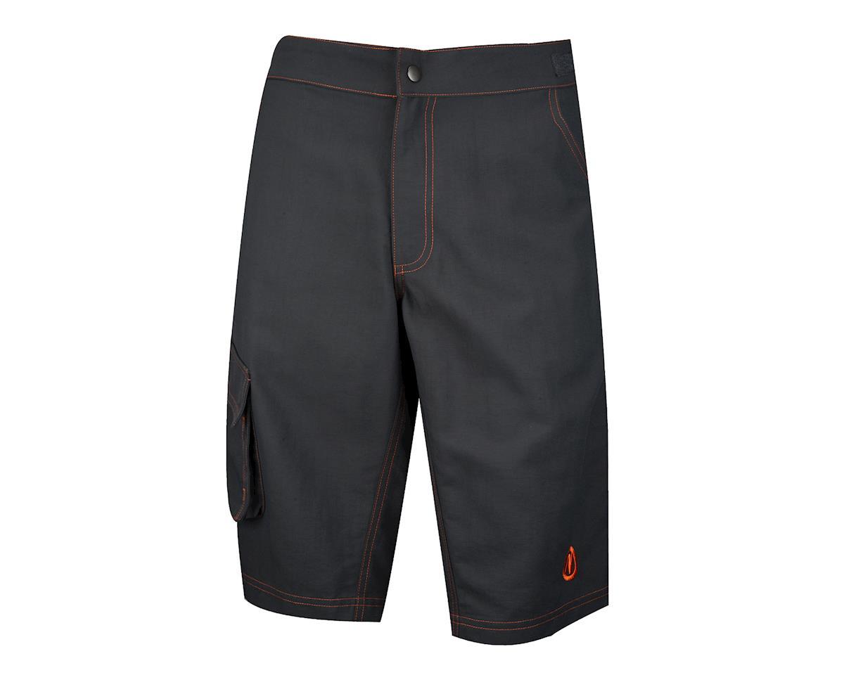 Image 2 for Nashbar Flume Baggy Shorts (Dark Gray)