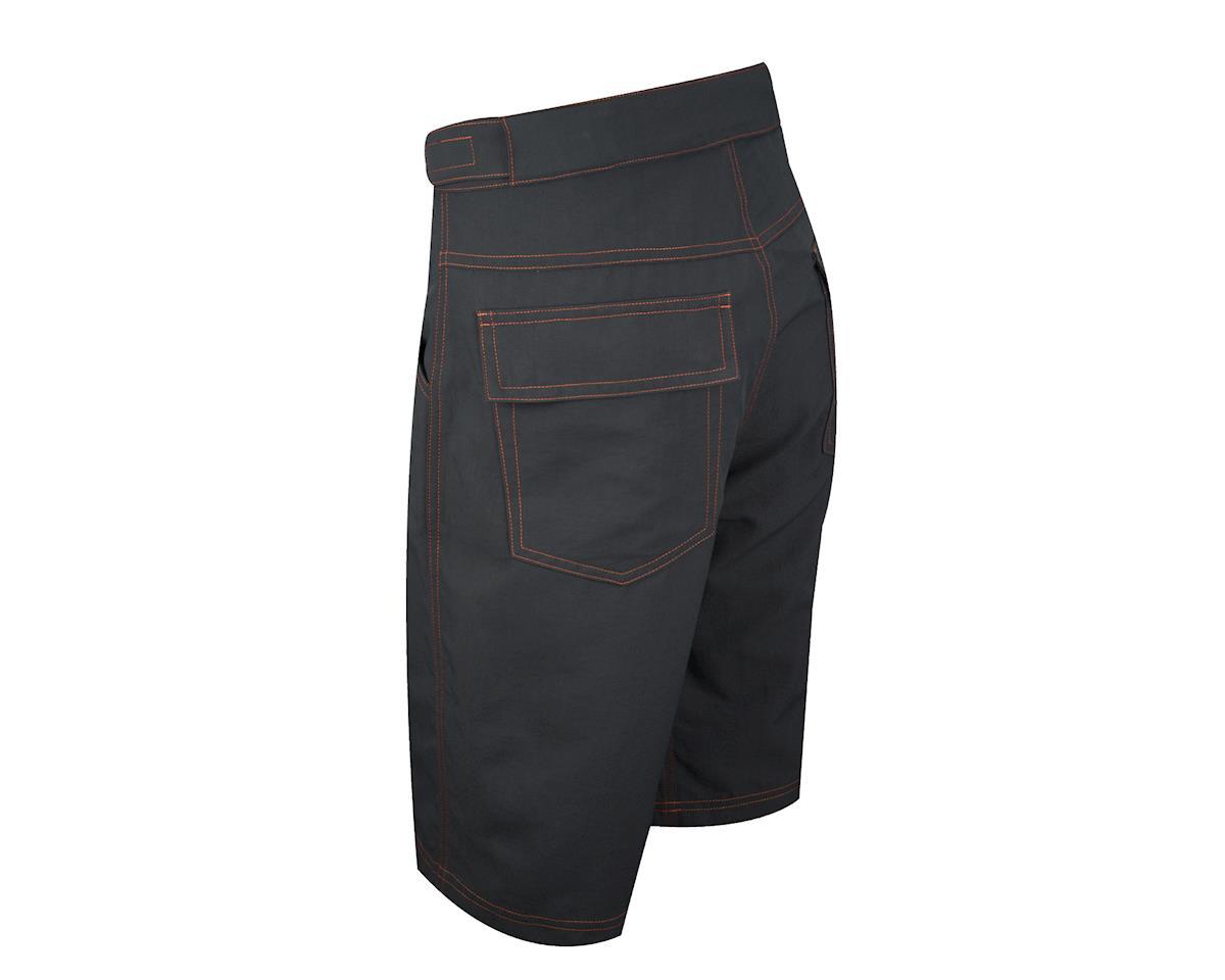 Image 3 for Nashbar Flume Baggy Shorts (Dark Gray)