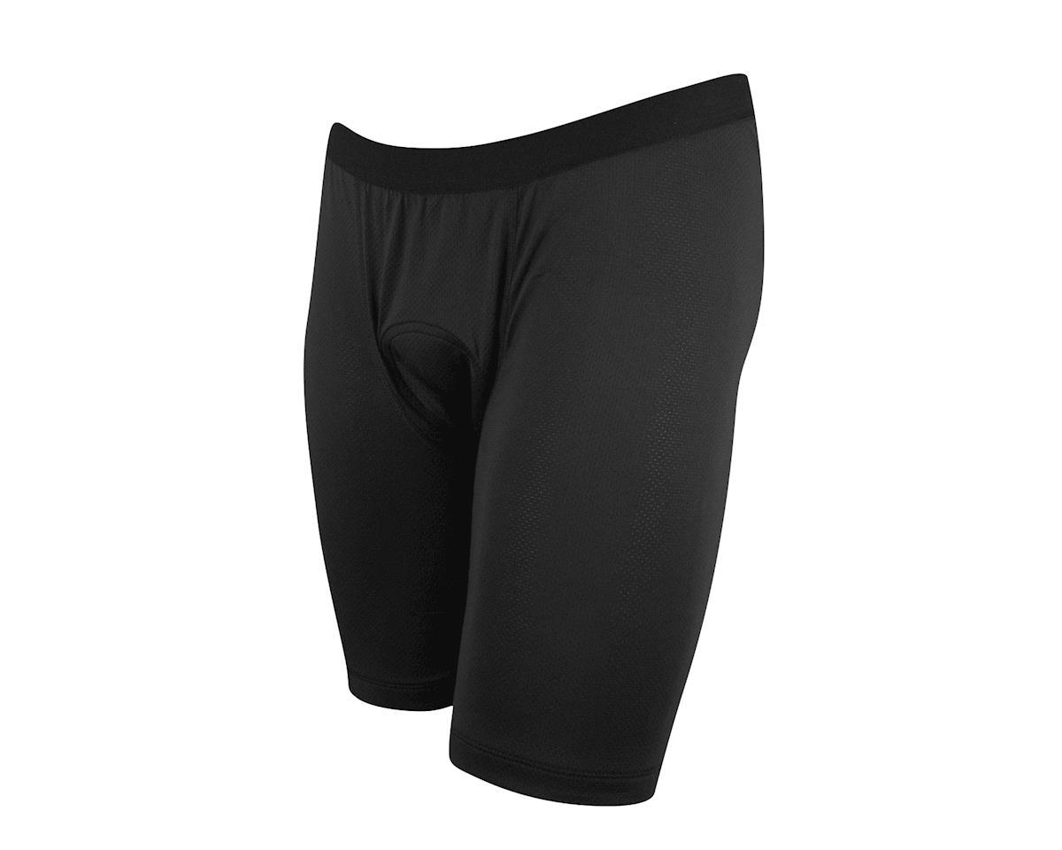 Image 1 for Nashbar Mesh Liner Shorts (Black)