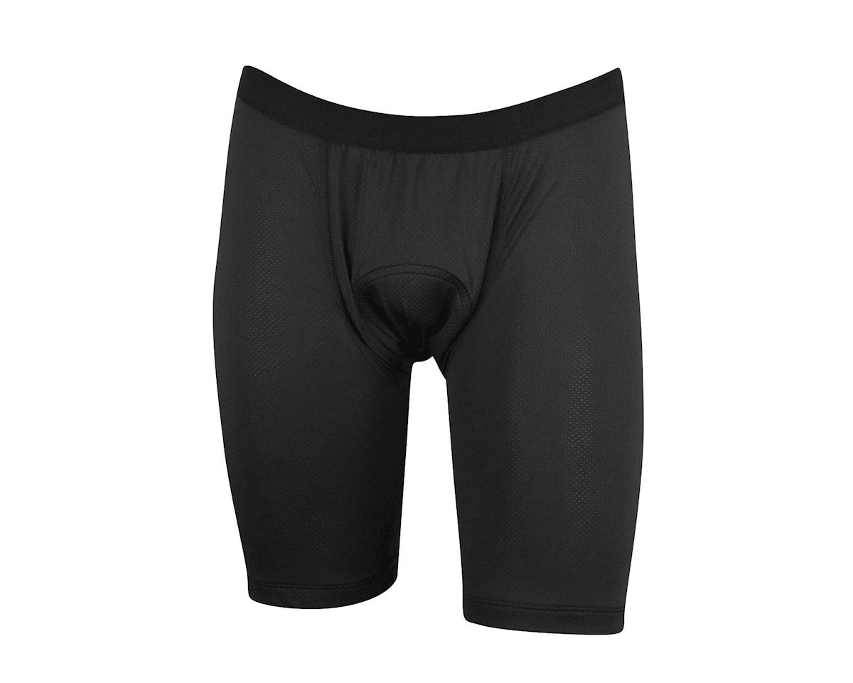 Image 2 for Nashbar Mesh Liner Shorts (Black)