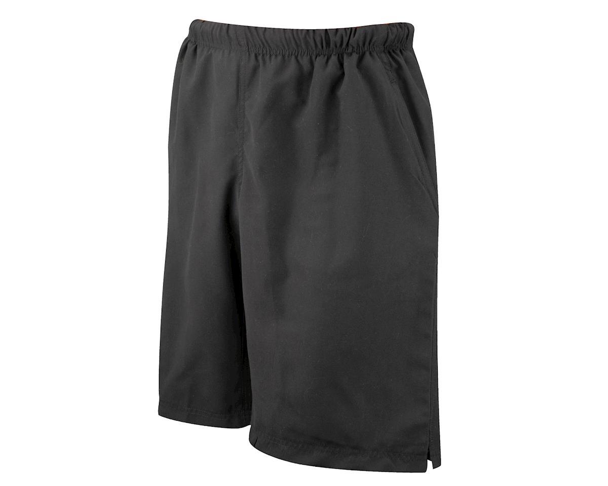 Image 1 for Nashbar Liquicell Sport Baggy Shorts (Black)
