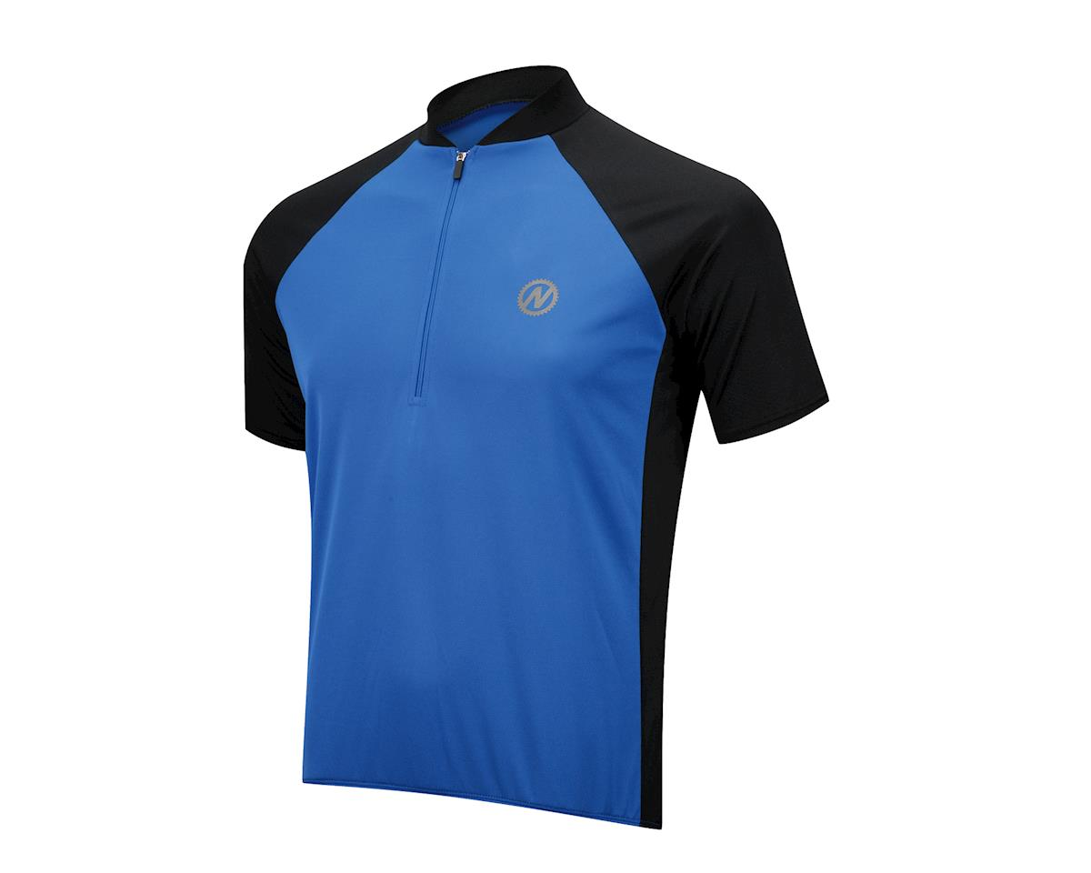 Nashbar Classic Short Sleeve Jersey (Black)