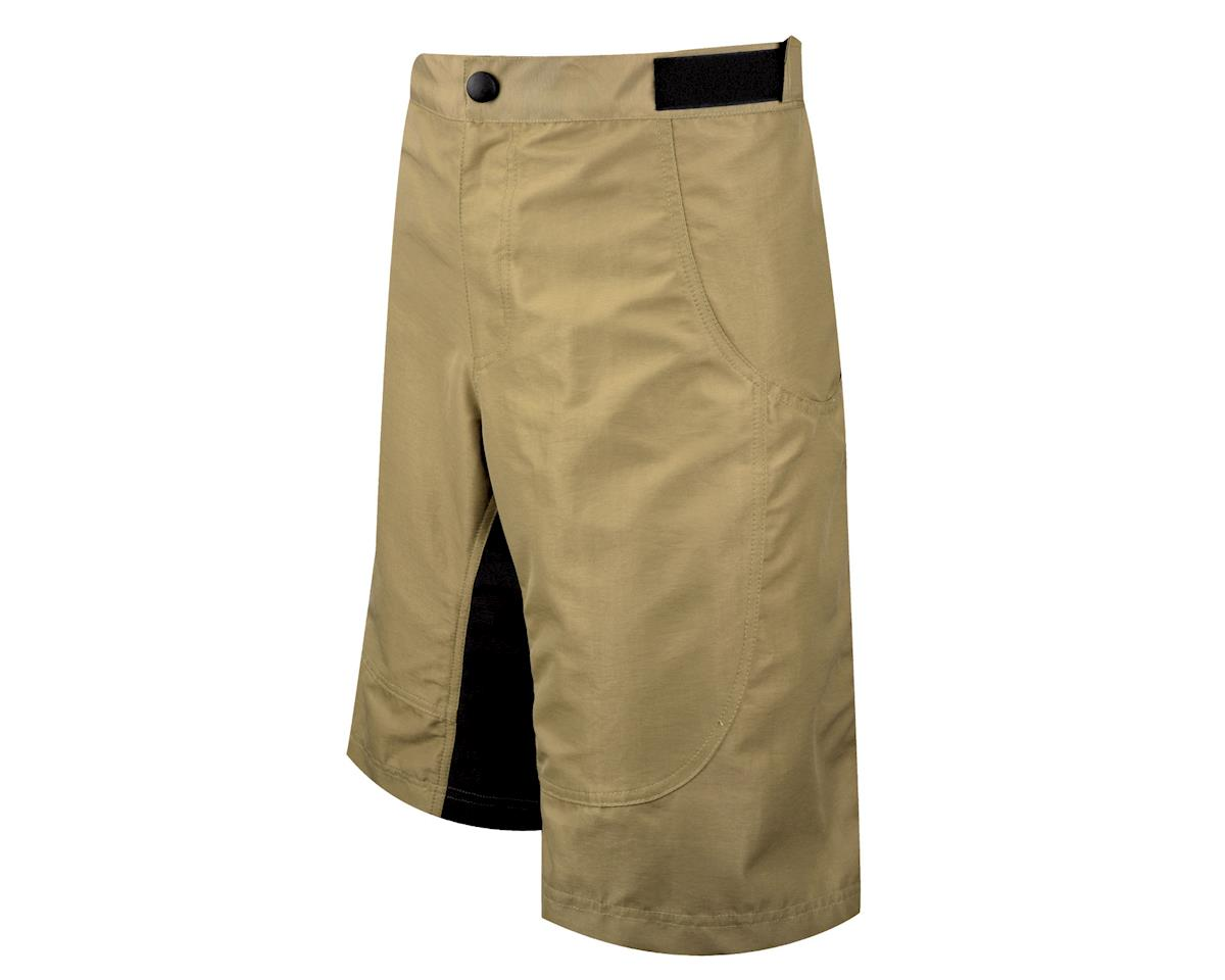 Image 1 for Nashbar Lancaster Baggy Shorts (Tan/Black)