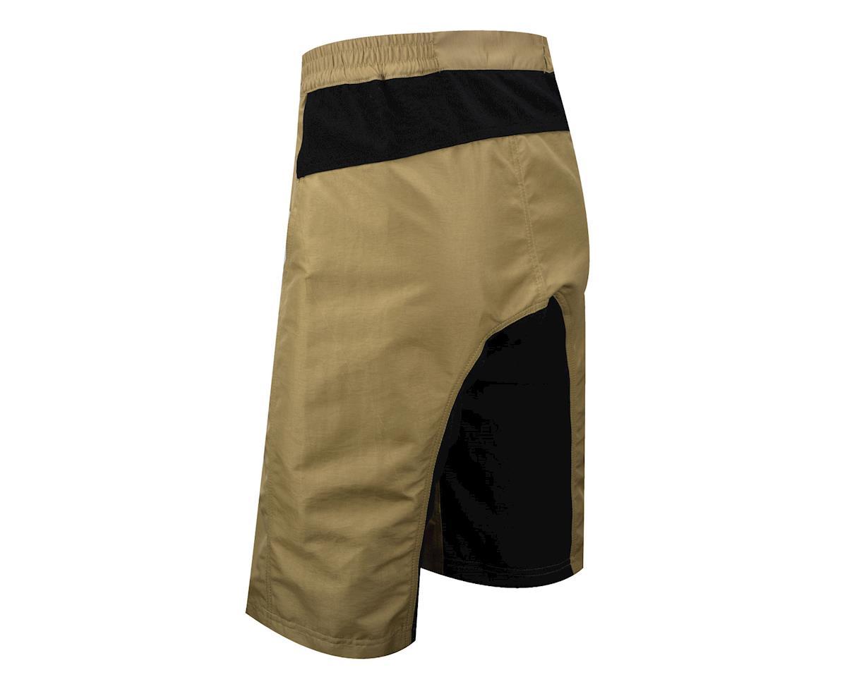 Image 3 for Nashbar Lancaster Baggy Shorts (Tan/Black)