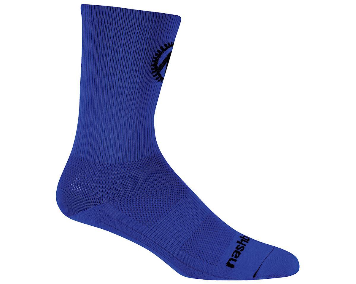 Image 1 for Nashbar Tall Sport Socks (Black)