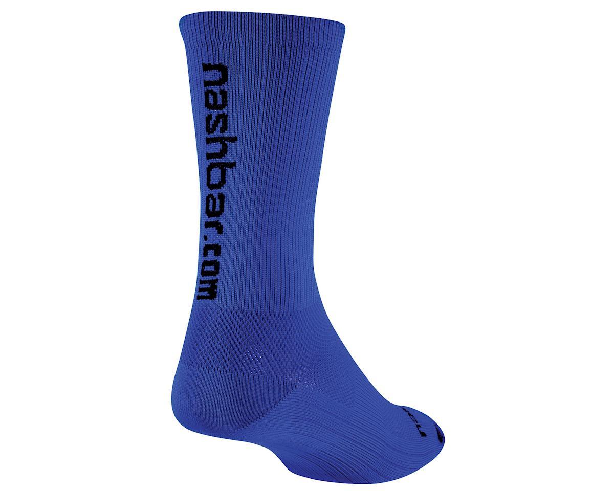 Image 2 for Nashbar Tall Sport Socks (Black)
