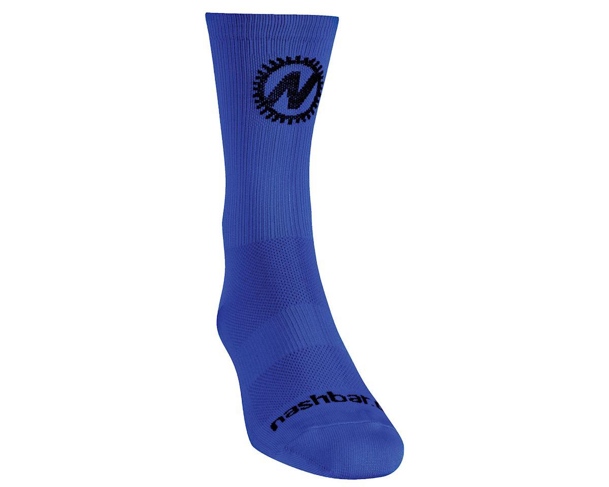 Image 3 for Nashbar Tall Sport Socks (Black)